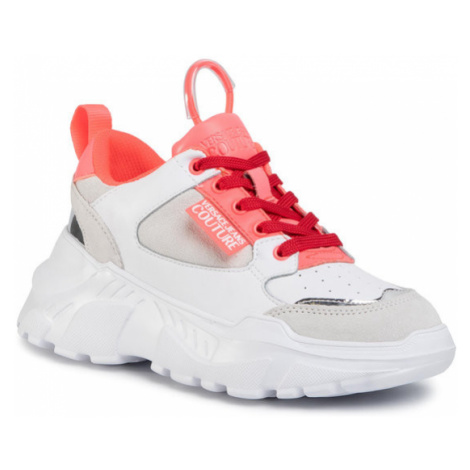 Versace Jeans Couture Sneakersy E0VZASC2 Biały