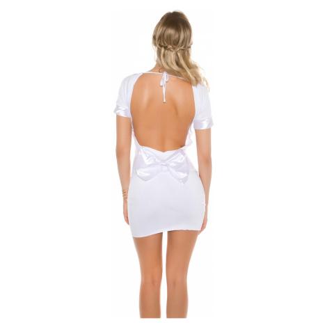 Sukienki z krótkim rękawem KouCla