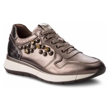 Sneakersy NERO GIARDINI - A806580D Flash Verdegris 500