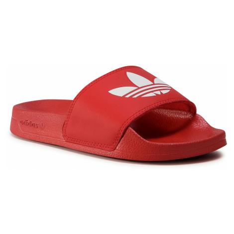 Klapki adidas - adilette Lite FU8296 Scarle/Ftwwht/Scarle