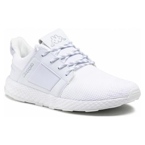 Sneakersy KAPPA - Feeny 242683 White 1010