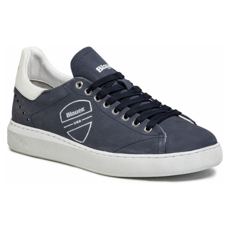 Sneakersy BLAUER - S0KEITH02/NUB NVY Navy