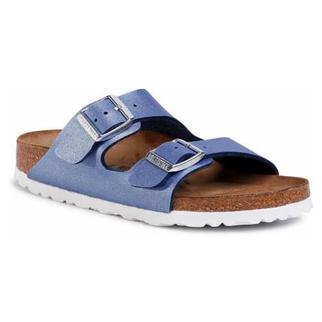 Klapki BIRKENSTOCK - Arizona Bs 1016851 Icy Metallic Azure Blue