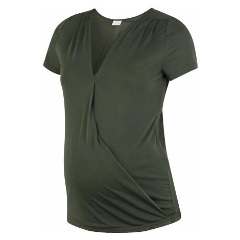 MAMALICIOUS Koszulka zielony Mama Licious
