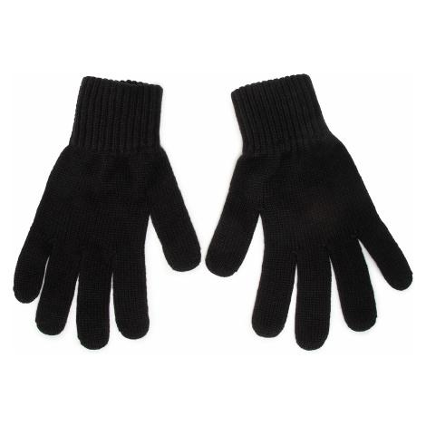 Rękawiczki Męskie CALVIN KLEIN JEANS - Monogram Gloves K60K607624 BLK