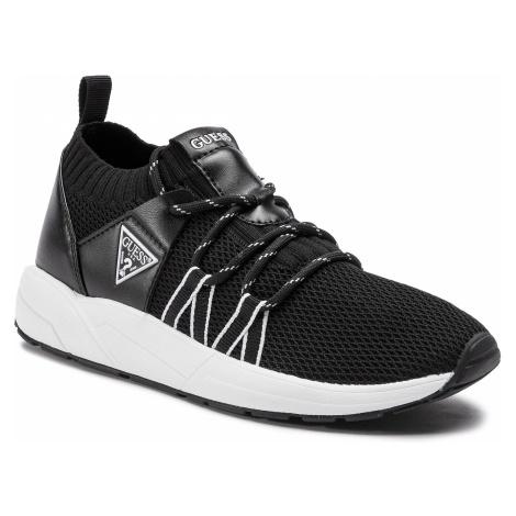 Sneakersy GUESS - Veller FL6VEL FAB12 BLACK