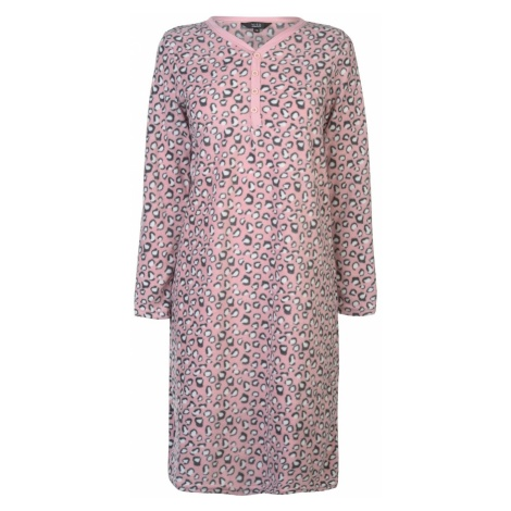 Miso Fleece Night Dress Ladies