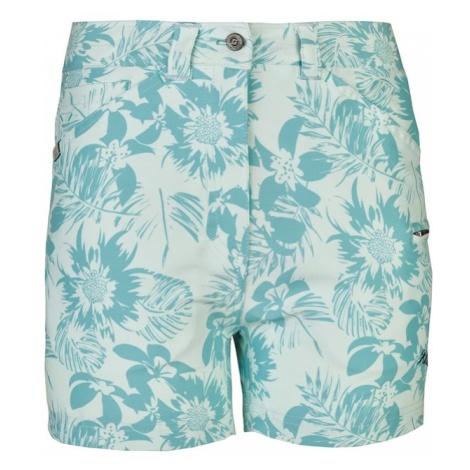 KILLTEC Spodnie 'Naarah' pastelowy niebieski / biały