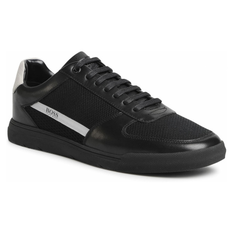 Sneakersy BOSS - Cosmopool 50432768 10227341 01 Black 001 Hugo Boss