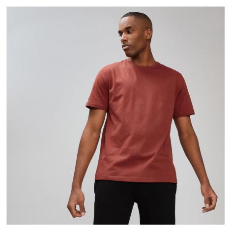 Koszulka Logo Tape - Czerwona