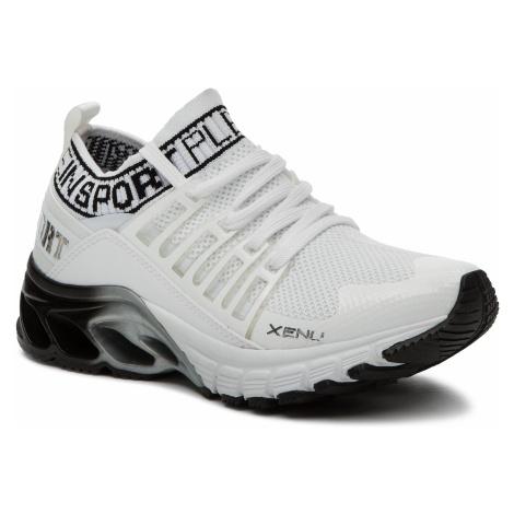 Sneakersy PLEIN SPORT - Runner Original P19S WSC1292 STE003N White 01