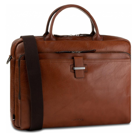 Torba na laptopa STRELLSON - Sutton 4010002790 Cognac 703