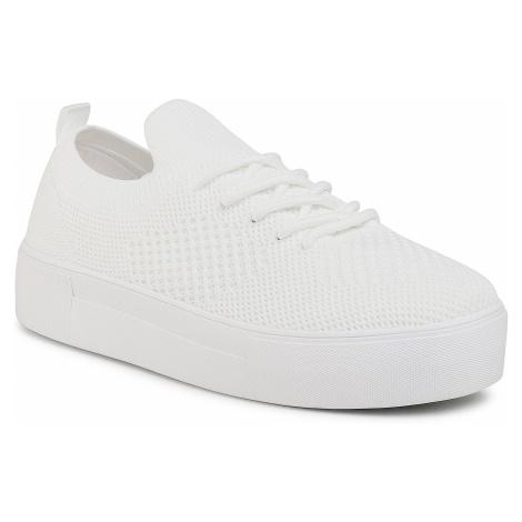 Sneakersy JENNY FAIRY - VS-20MV1022-2 White