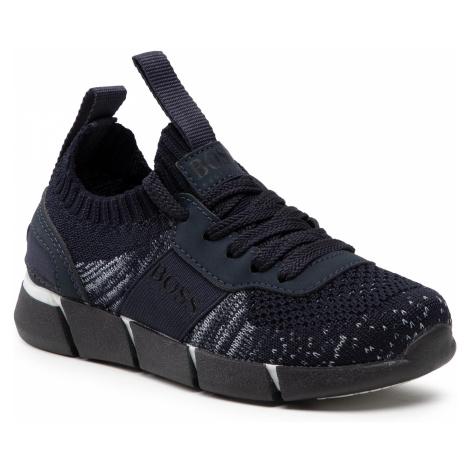 Sneakersy BOSS - J29252 Navy 849 Hugo Boss