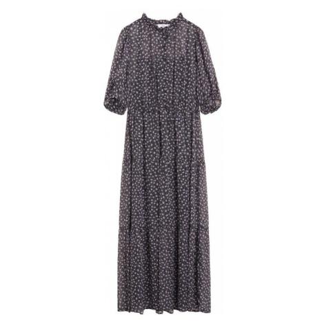 MANGO Sukienka plażowa 'Pia' czarny