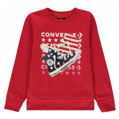 Bluza ze wzorem Converse Am Crew