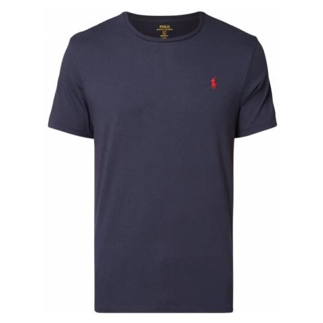 T-shirt z wyhaftowanym logo Ralph Lauren