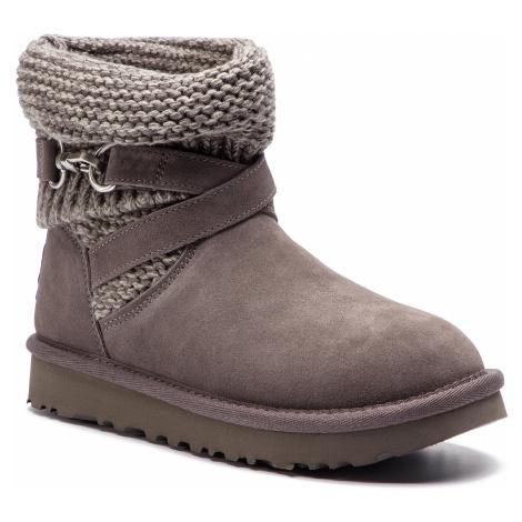 Buty UGG - W Purl Strap Boot 1098080 W/Chrc
