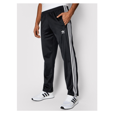 Adidas Spodnie dresowe adicolor Firebird Tp GN3517 Czarny Regular Fit