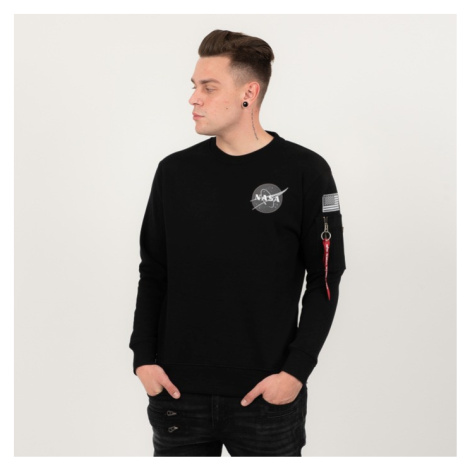Bluza męska Alpha Industries NASA Space Shuttle Sweater 178307 03