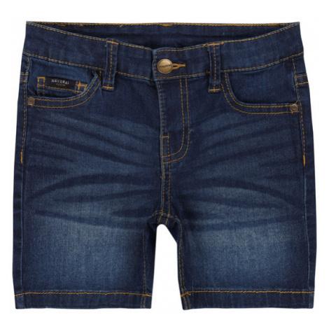 Mayoral Szorty jeansowe 237 Granatowy Regular Fit