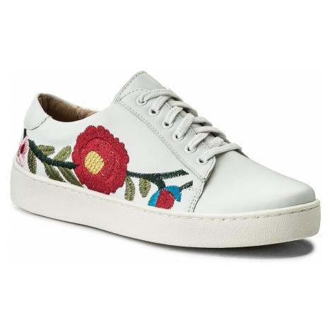 Sneakersy OLEKSY - 544/528/H Biały