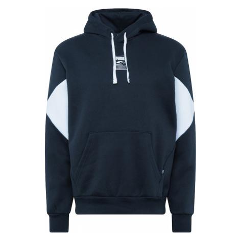 PUMA Bluzka sportowa czarny / biały