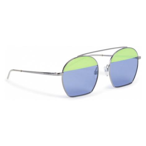 Emporio Armani Okulary przeciwsłoneczne 0EA2086 301076 Fioletowy