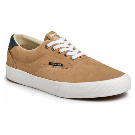 Tenisówki JACK&JONES - Jfwmork 12169273 Golden Brown Jack & Jones