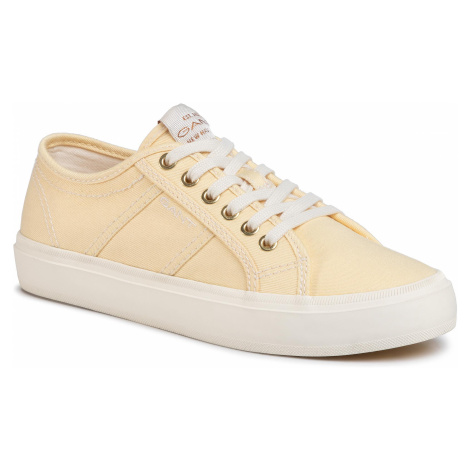 Tenisówki GANT - Pinestreet 20538513 Light Yellow G301