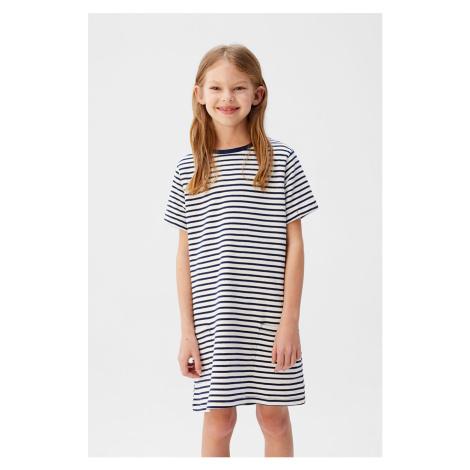 Mango Kids - Sukienka dziecięca Raya 110-164 cm