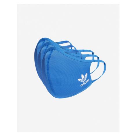 adidas Originals 3-pack Maseczka Niebieski