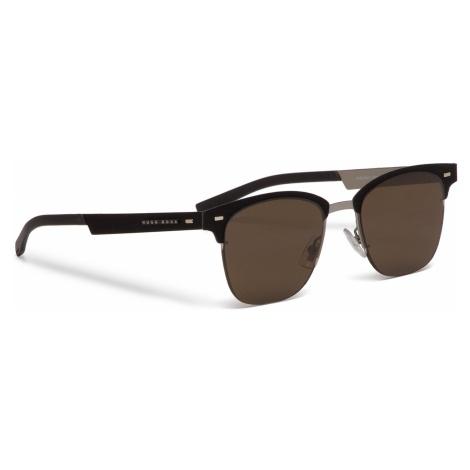 Okulary przeciwsłoneczne BOSS - 0934/S Black 807 Hugo Boss