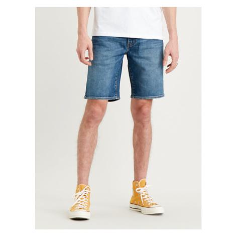Levi's® Szorty jeansowe 502™ 32792-0062 Granatowy Taper Fit Levi´s