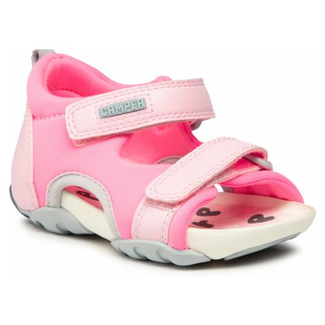 Sandały CAMPER - Ous Fw K800368-001 Pink