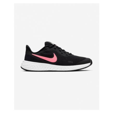 Nike Revolution 5 Tenisówki dziecięce Czarny