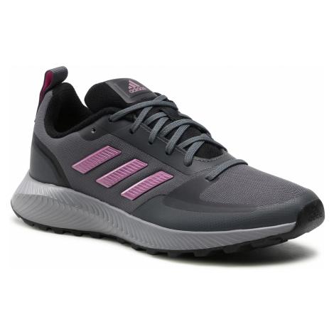 Buty adidas - Runfalcon 2.0 Tr FZ3584 Grefiv/Chemet/Gresix