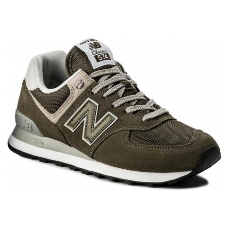 Sneakersy NEW BALANCE - ML574EGO Zielony