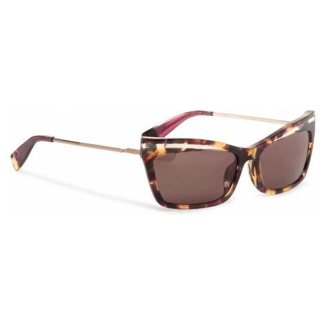 Okulary przeciwsłoneczne FURLA - Ribbon 1054631 D 348F RE0 Havana/Ciliegia d