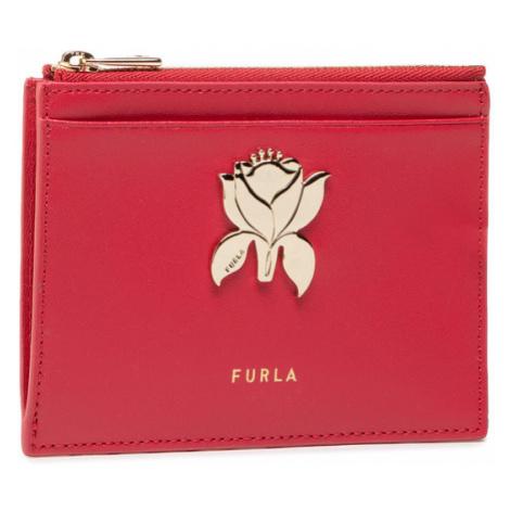 Furla Etui na karty kredytowe Tuberosa WP00069-MSD000-RUB00-1-007-20-CN-P Czerwony