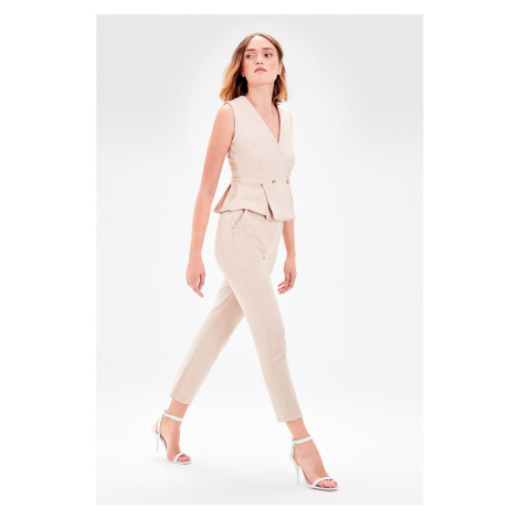 Trendyol Stone Pocket Detailed trousers