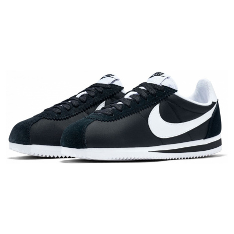 Nike Classic Cortez Nylon Trainers Ladies