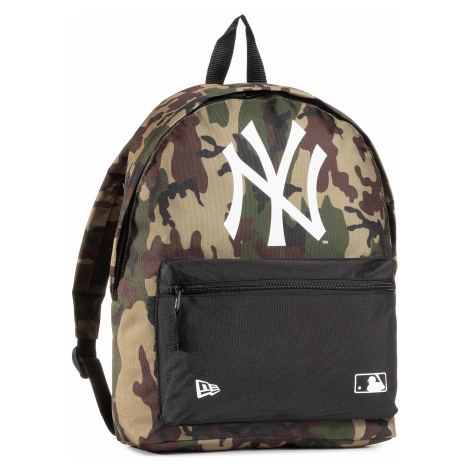 Plecak NEW ERA - Disti Entry Camo Bag Neyyan 12381180 Zielony