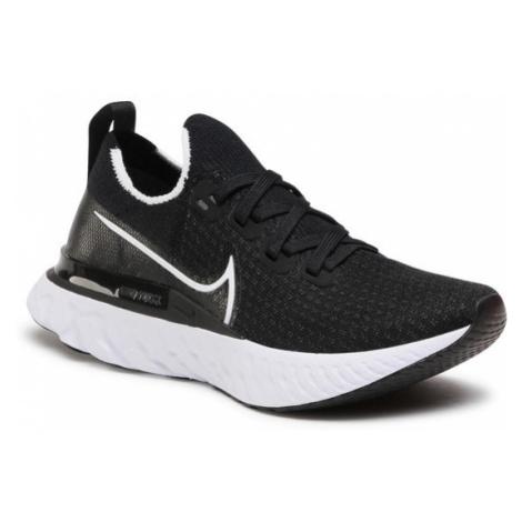 Nike Buty React Infinity Run Fk CD4372 002 Czarny
