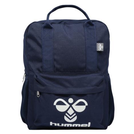 Hummel Plecak ciemny niebieski / biały
