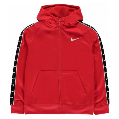Nike Tape Hoodie Junior Boys
