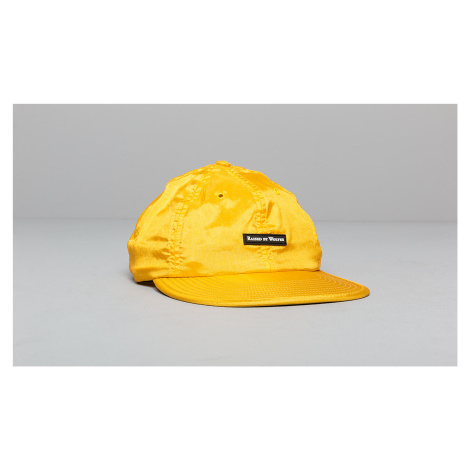 Raised by Wolves Trilobal 6 Panel Cap Gold