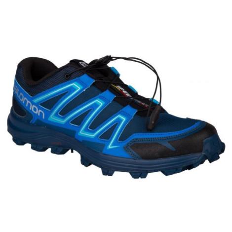 Salomon SPEEDTRAK niebieski 7.5 - Obuwie do biegania męskie