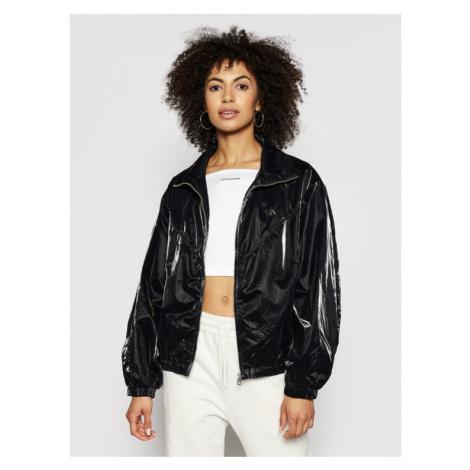 Calvin Klein Jeans Kurtka przejściowa J20J215649 Czarny Regular Fit