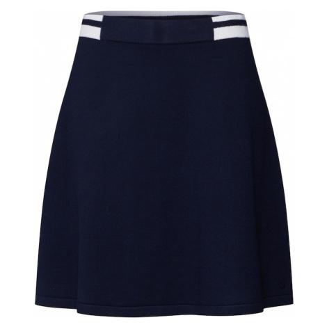 Marc O'Polo Spódnica ciemny niebieski